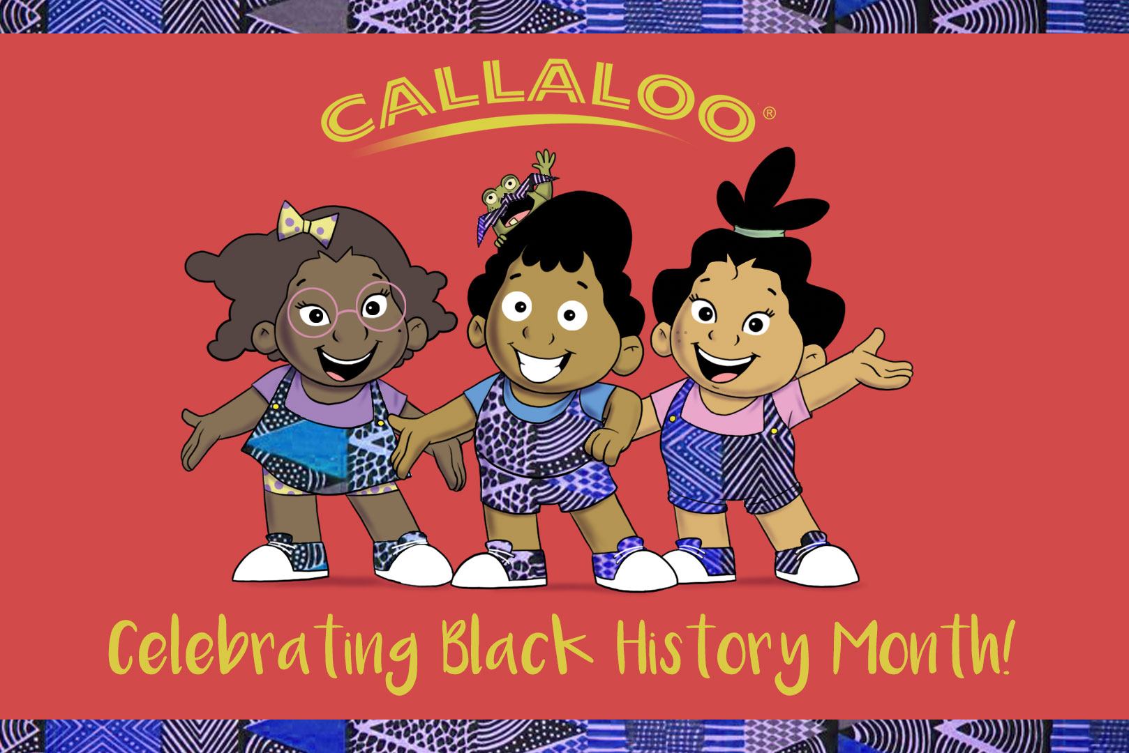 We Celebrate Black History Month!